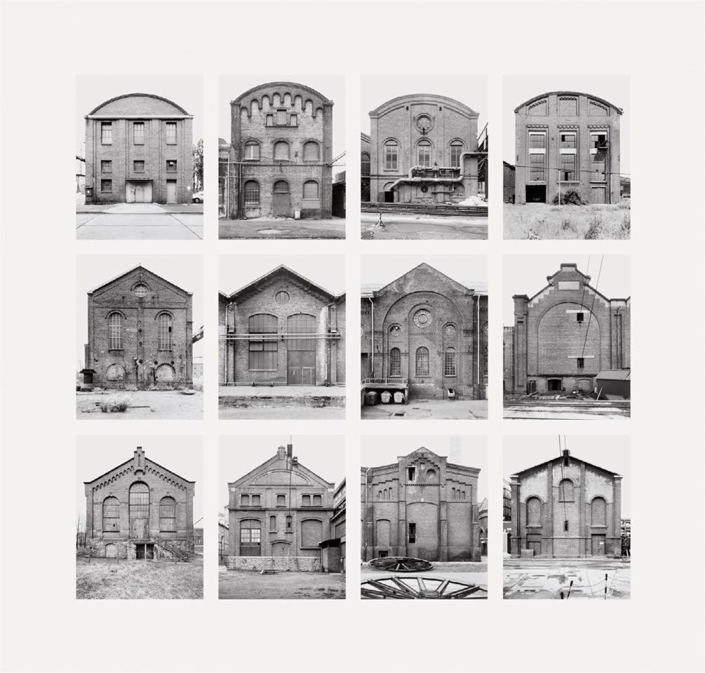 Industriehallen (Industrial Facades)