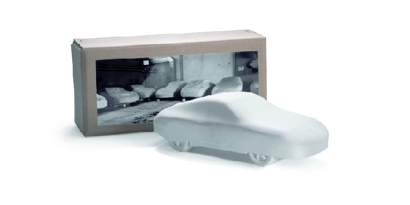 Gottfried Bechtold - Porcellin-Porsche