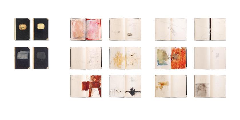 4 books from <i>Projekt Westmensch, 1958</i>