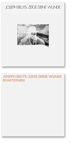 Joseph Beuys<br/>Show Your Wound II