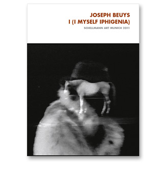 Joseph Beuys<br/>I (I Myself Iphigenia)