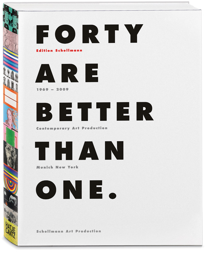 Forty Are Better Than One. Artists and Works