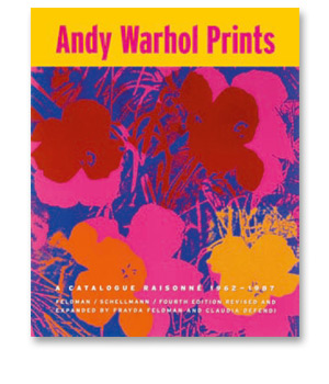 Andy Warhol<br/>Prints 1962-1987