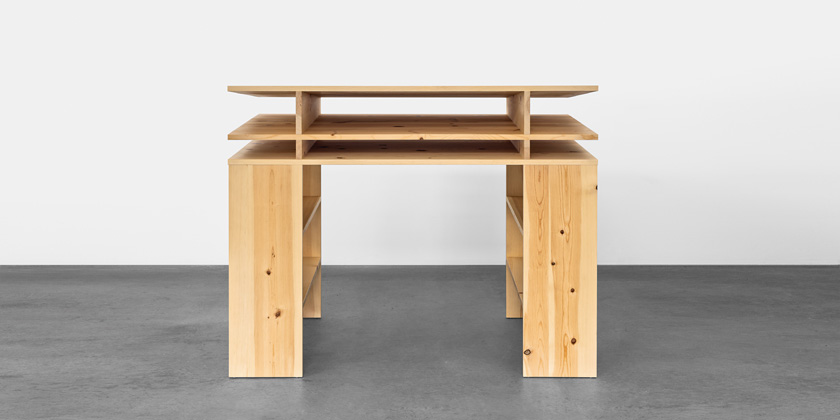 Donald Judd - Standing Writing Desk