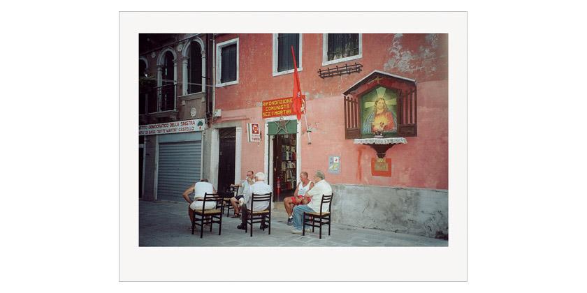 Red Jesus (Venice)