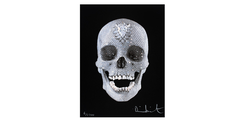 Damien Hirst - For the Love of God, Believe