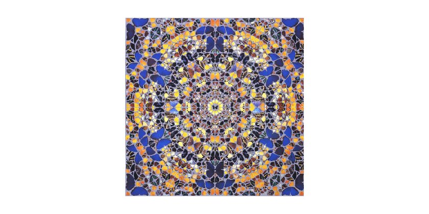 Damien Hirst - St. Peter, from Cathedral Prints
