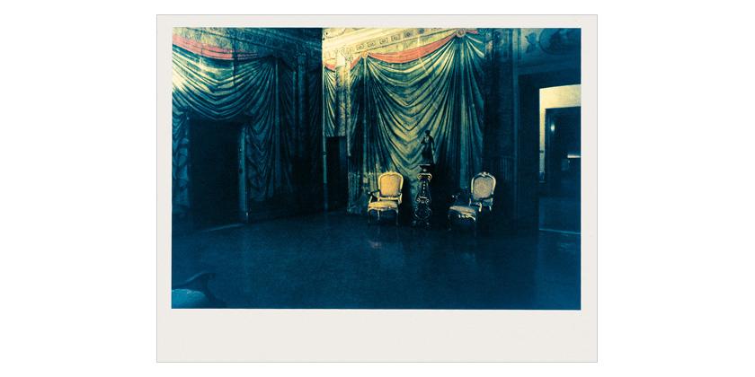 Candida Höfer - Palast Rom 1998