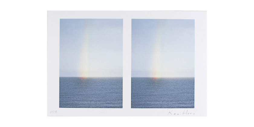 Roni Horn - Ends of Rainbow