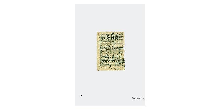 Jannis Kounellis - Untitled (Elettra)