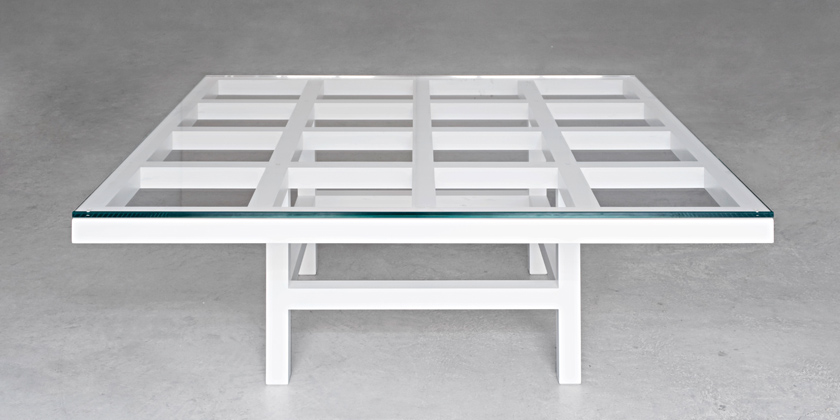 Sol LeWitt - Coffee Table