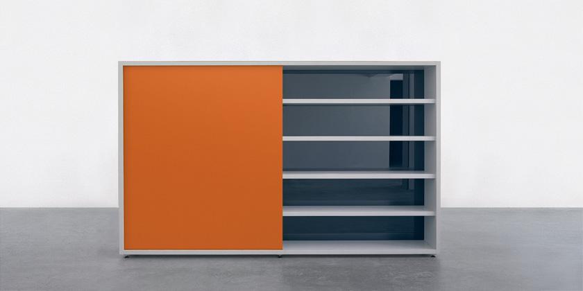 Gerhard Merz - Bookcase
