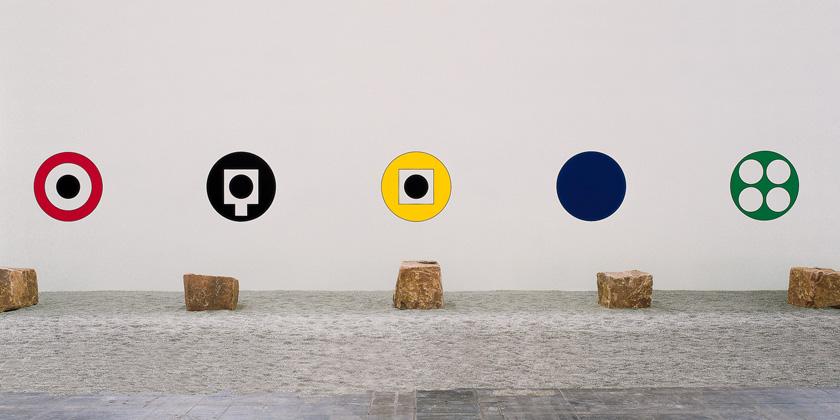 Matt Mullican - Untitled (Wall Work)