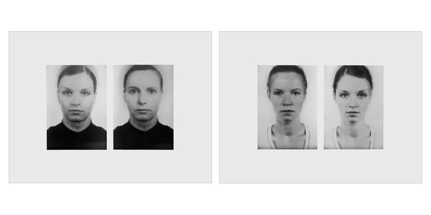 Thomas Ruff - Andere Doppelportraits
