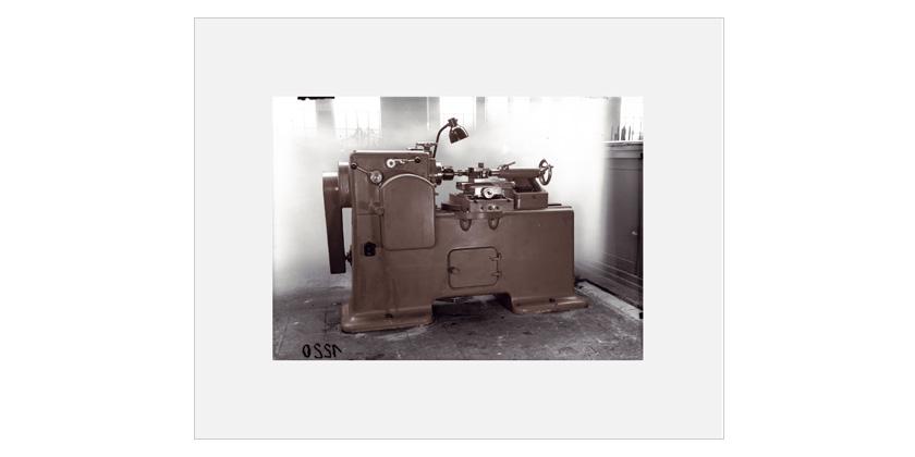 Thomas Ruff - Maschinen