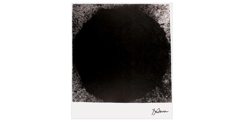 Richard Serra - out-of-round X
