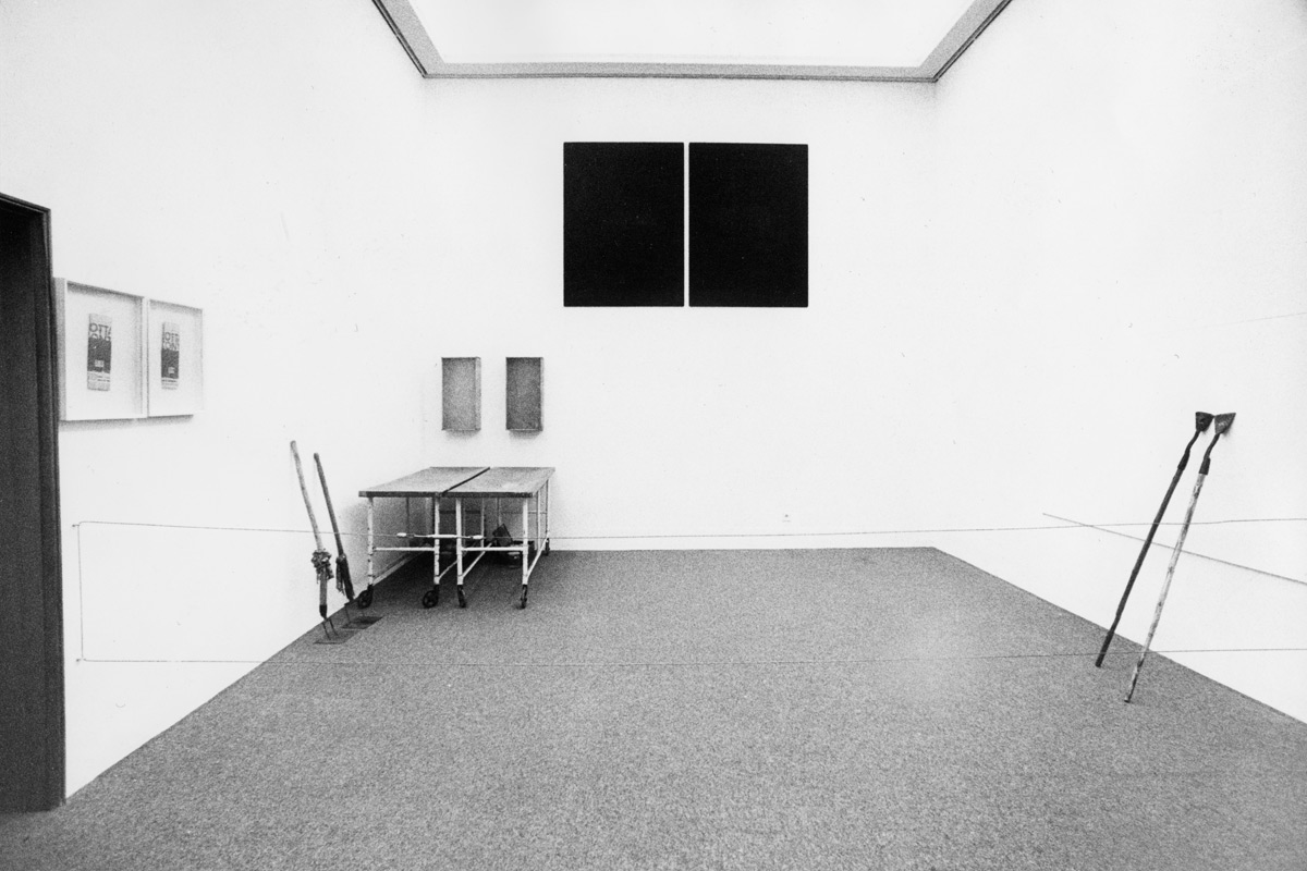 Lenbachhaus, Munich<br/> Joseph Beuys: Show Your Wound , 1979