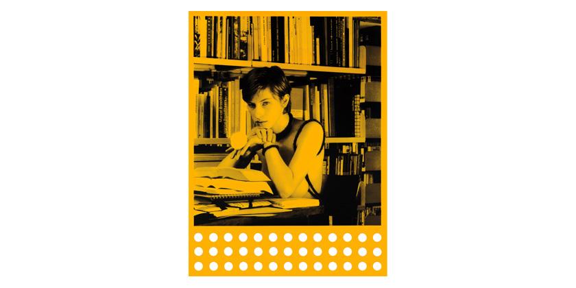 Rosemarie Trockel - Bibliothek Babylon