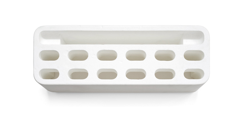 Rachel Whiteread - Poly Shelf