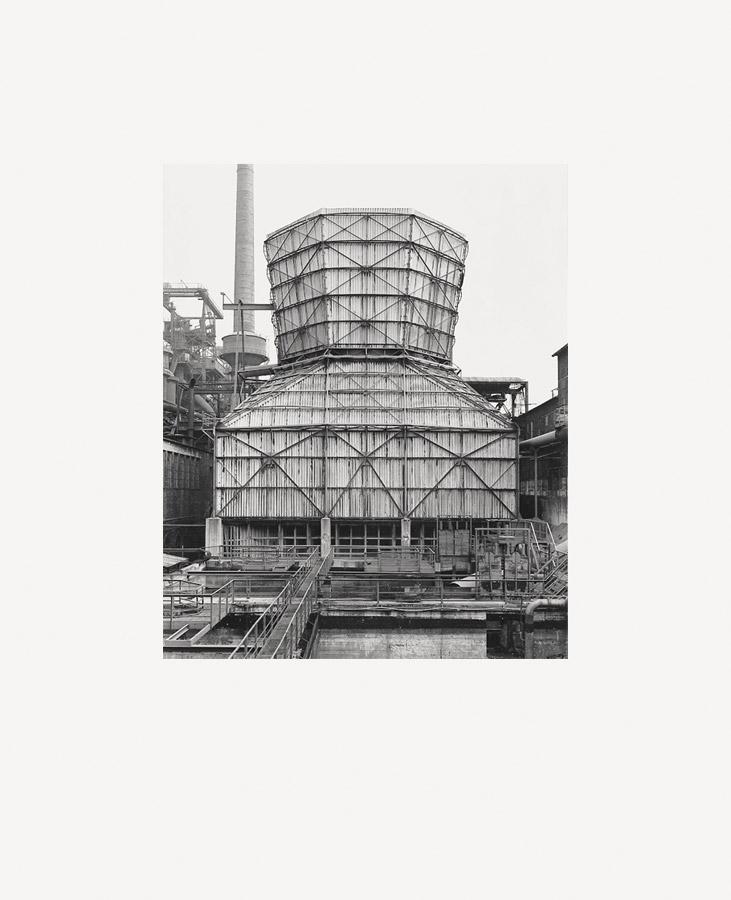 Bernd und Hilla Becher - Kühlturm (Cooling Tower)...