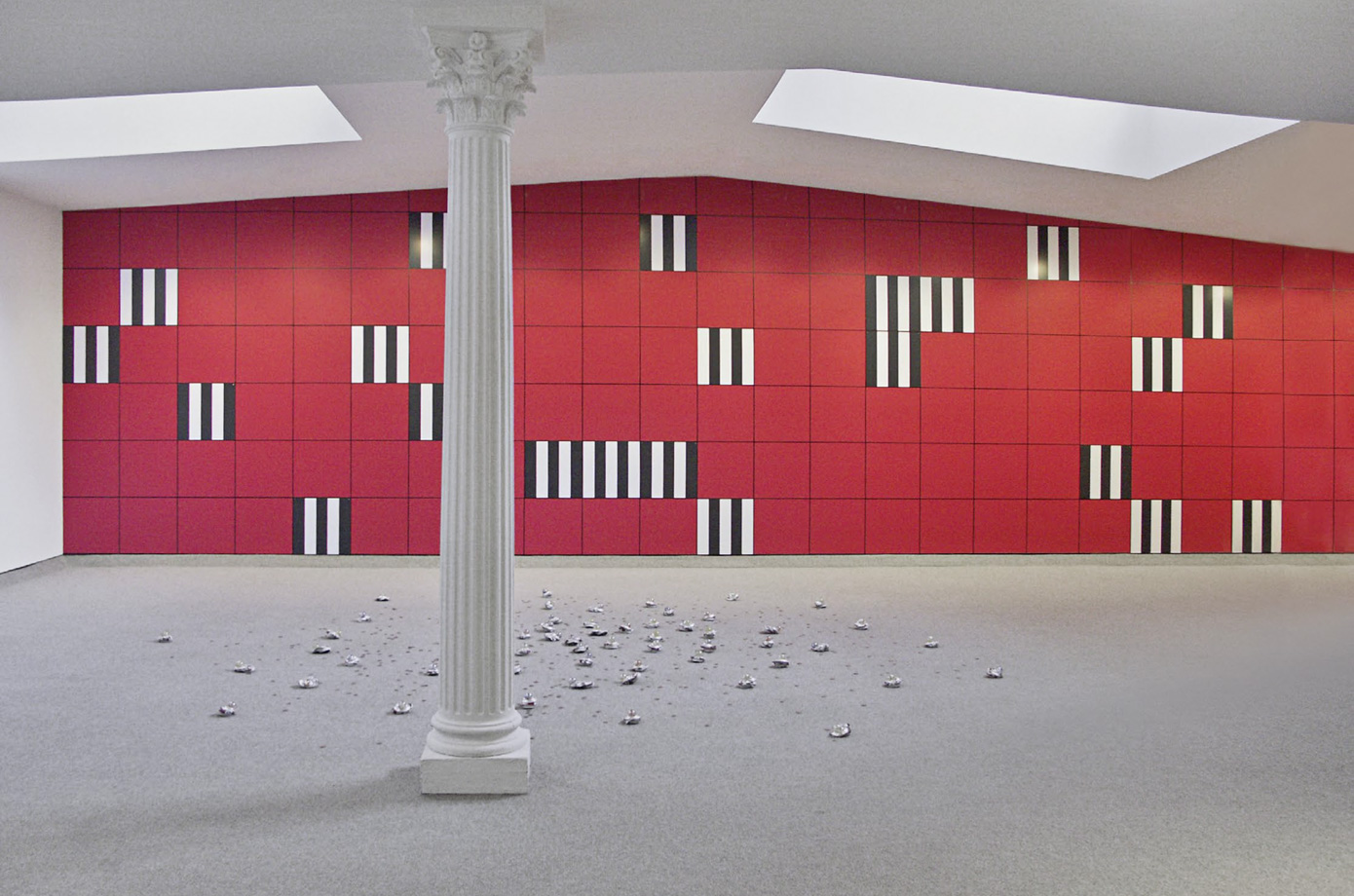 Daniel Buren - Unexpected Variable Configurations: A Work in Situ