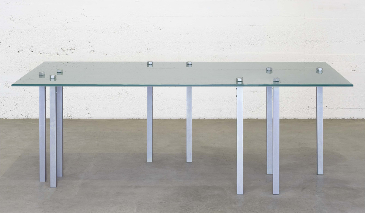 Jean-Marc Bustamante - Table