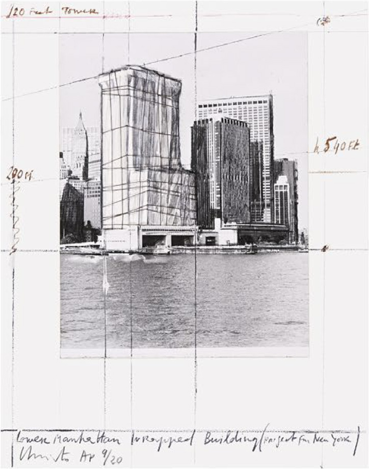 Christo and Jeanne-Claude - Five Urban Projects