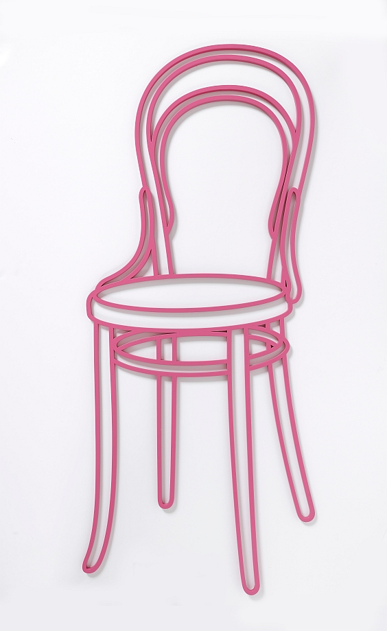 Michael Craig-Martin - Thonet Chair
