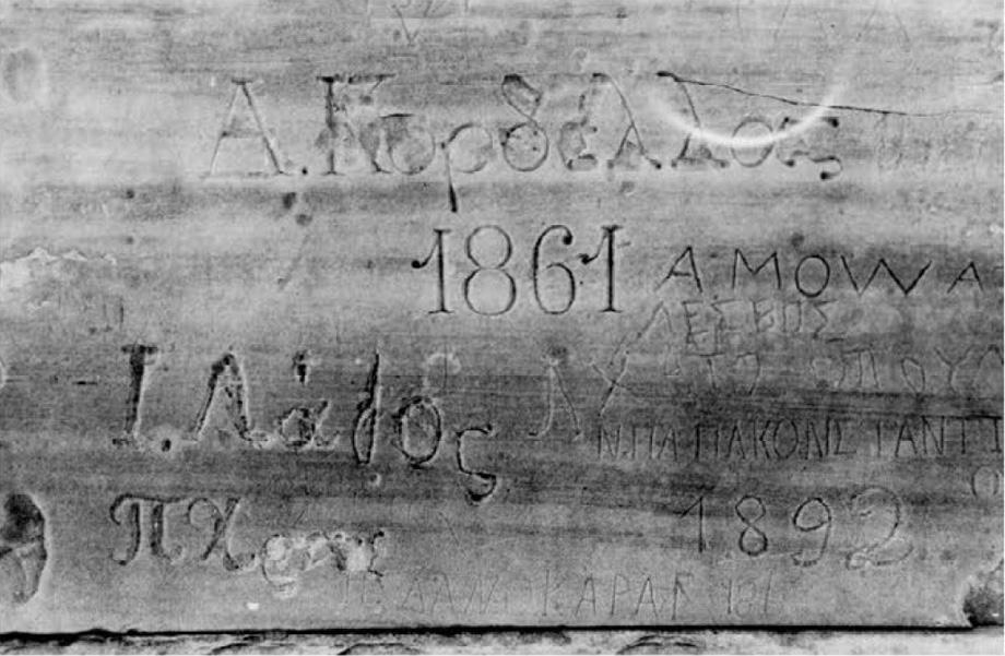 Tacita Dean - Lord Byron died