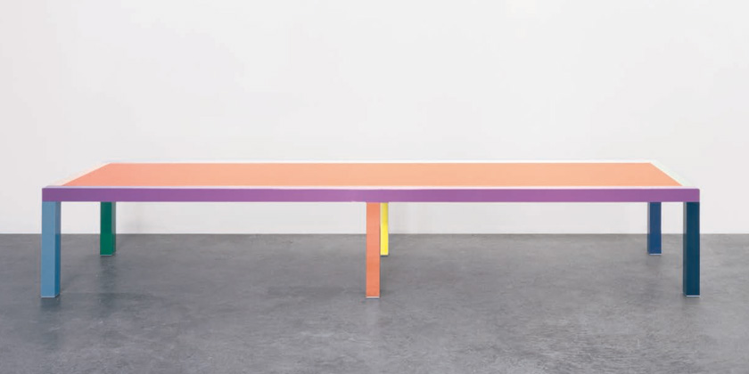 Liam Gillick - Multiplied Discussion Structure
