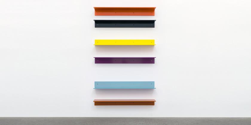 Liam Gillick - Shelf System A