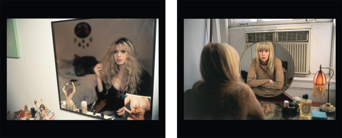 Nan Goldin - Joey in my mirror