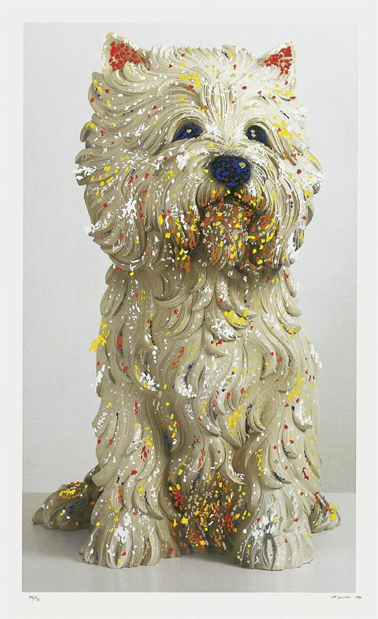 Jeff Koons - Puppy