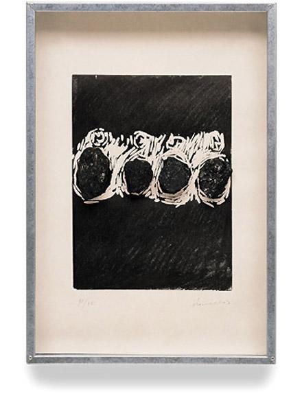 Jannis Kounellis - Untitled (Coal)