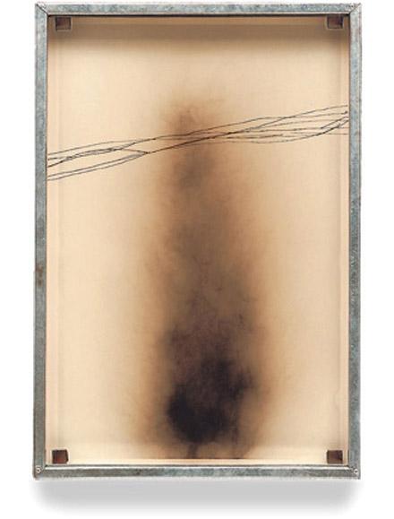 Jannis Kounellis - Untitled (Smoke)