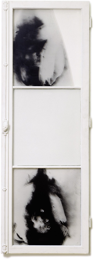 Jannis Kounellis - Untitled (Finestra)