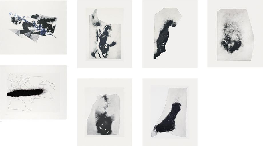Jannis Kounellis - Frammenti di Danza