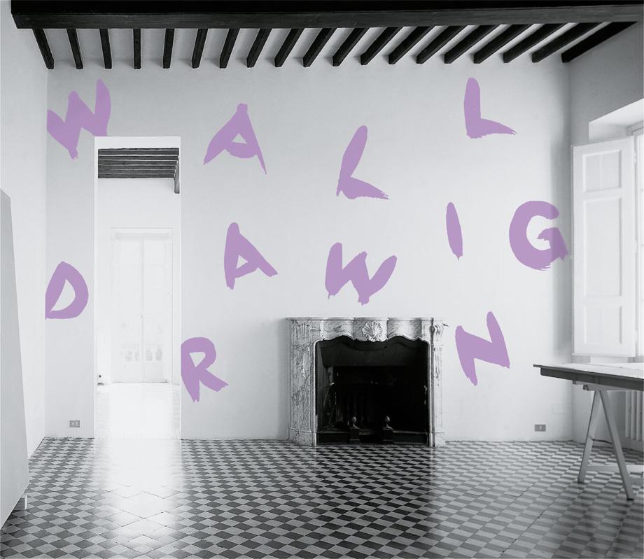 Sol LeWitt - Wall Drawing