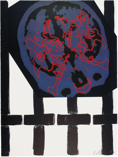 Robert Longo - Untitled - for Joseph Beuys