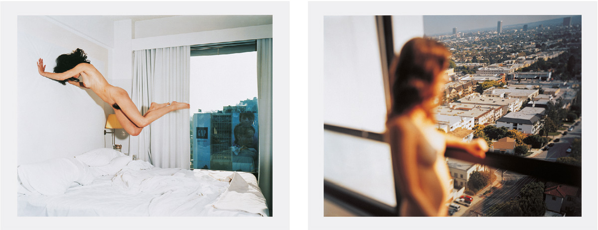 Malerie Marder - Untitled #1 and #2
