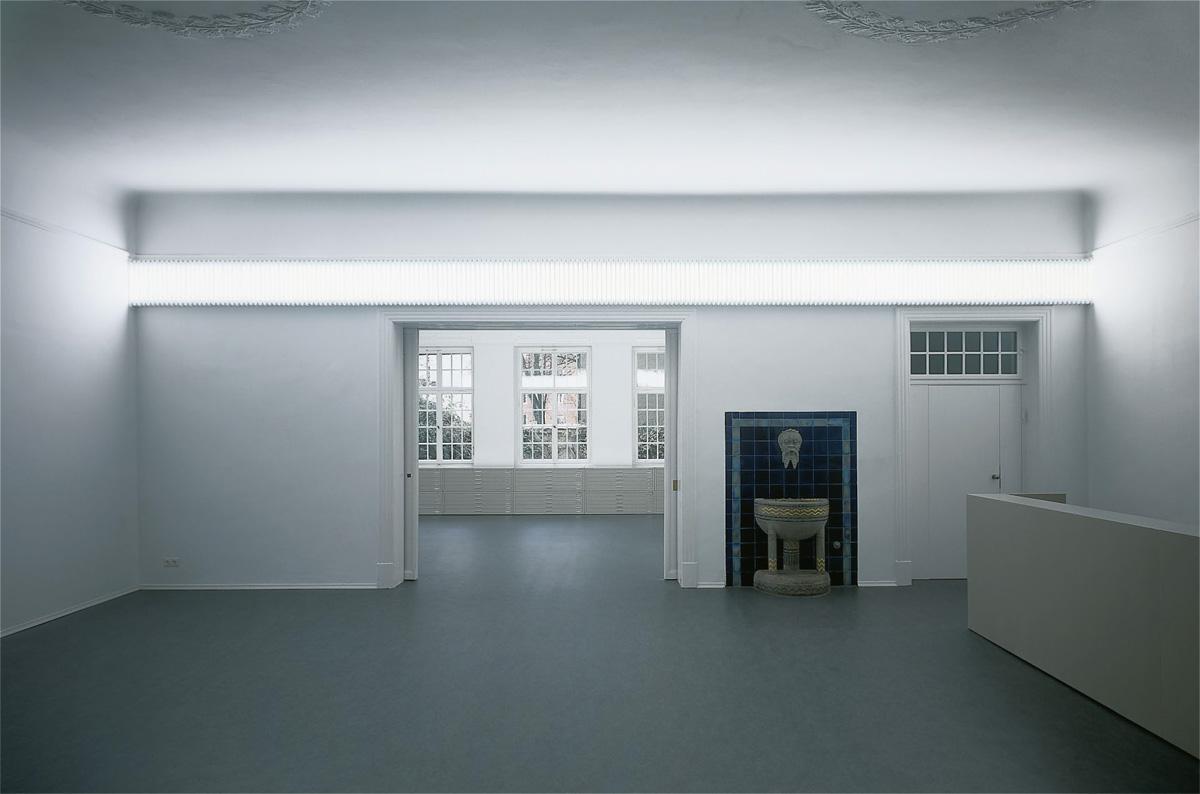 Gerhard Merz - Untitled (Wall Work 2)