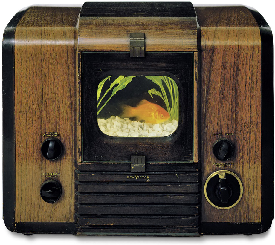 Nam June Paik - Sonatine for Goldfish