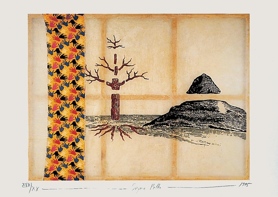 Sigmar Polke - Die drei Lügen der Malerei