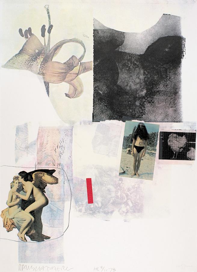 Robert Rauschenberg - Untitled