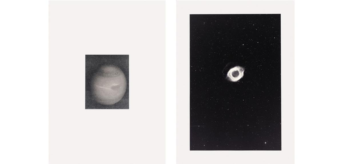 Thomas Ruff - Zeitungsfoto 071, Sterne 22h 24m / -20