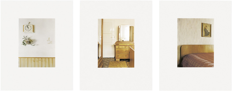 Thomas Ruff - Interieurs (Interiors)