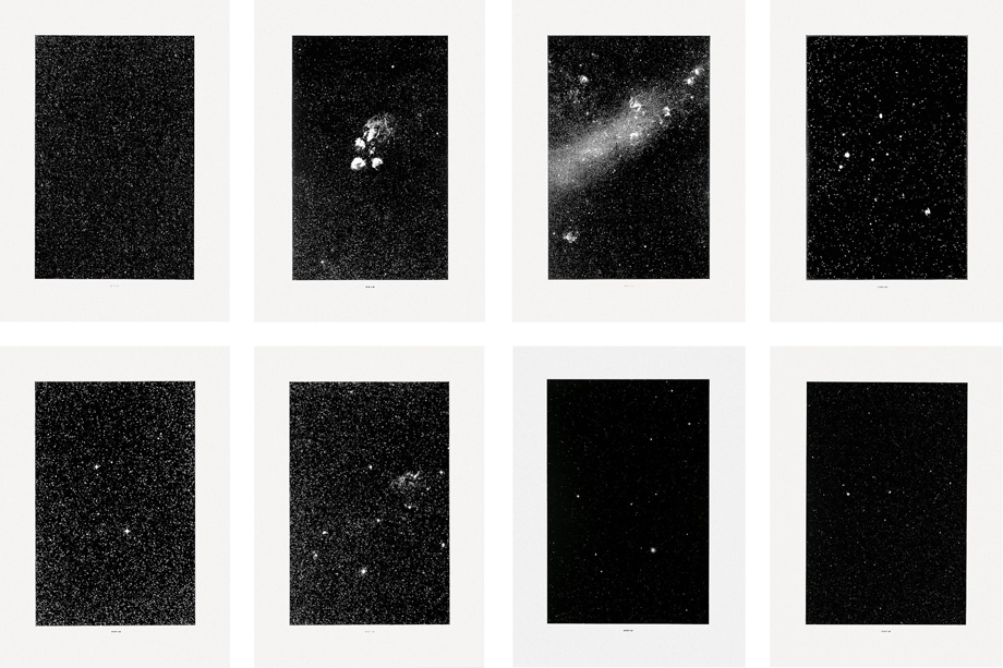 Thomas Ruff - Sterne (Stars)