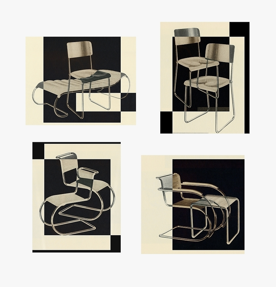Thomas Ruff - Thonet