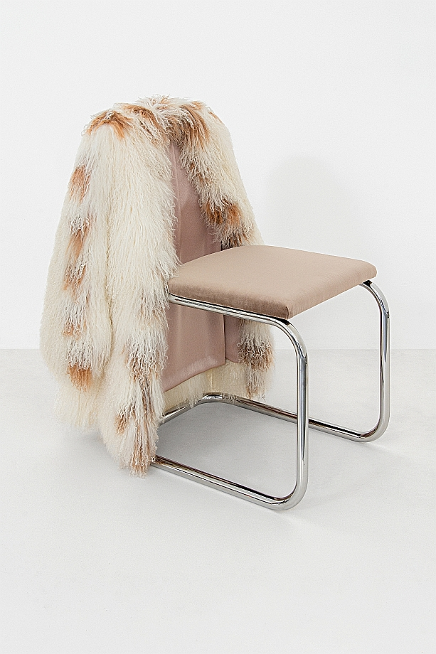 Nicole Wermers - Untitled Chair_ AL -1