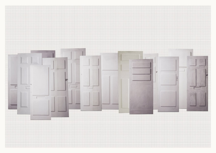 Rachel Whiteread - Untitled